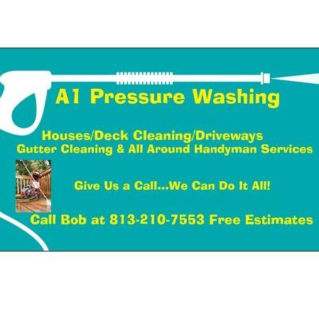 A1 Pressure Washing & Gutter Cleaning