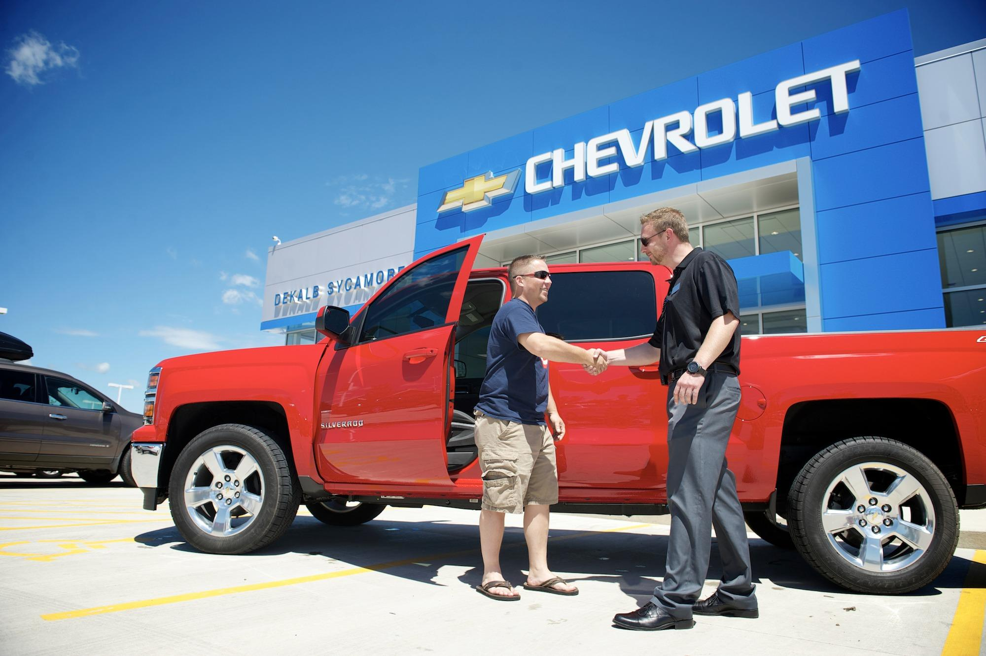DeKalb Sycamore Chevrolet GMC image 1