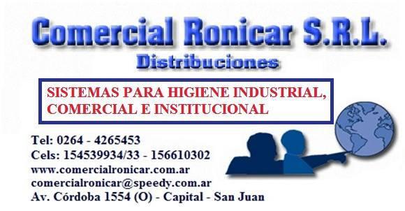 COMERCIAL RONICAR SRL