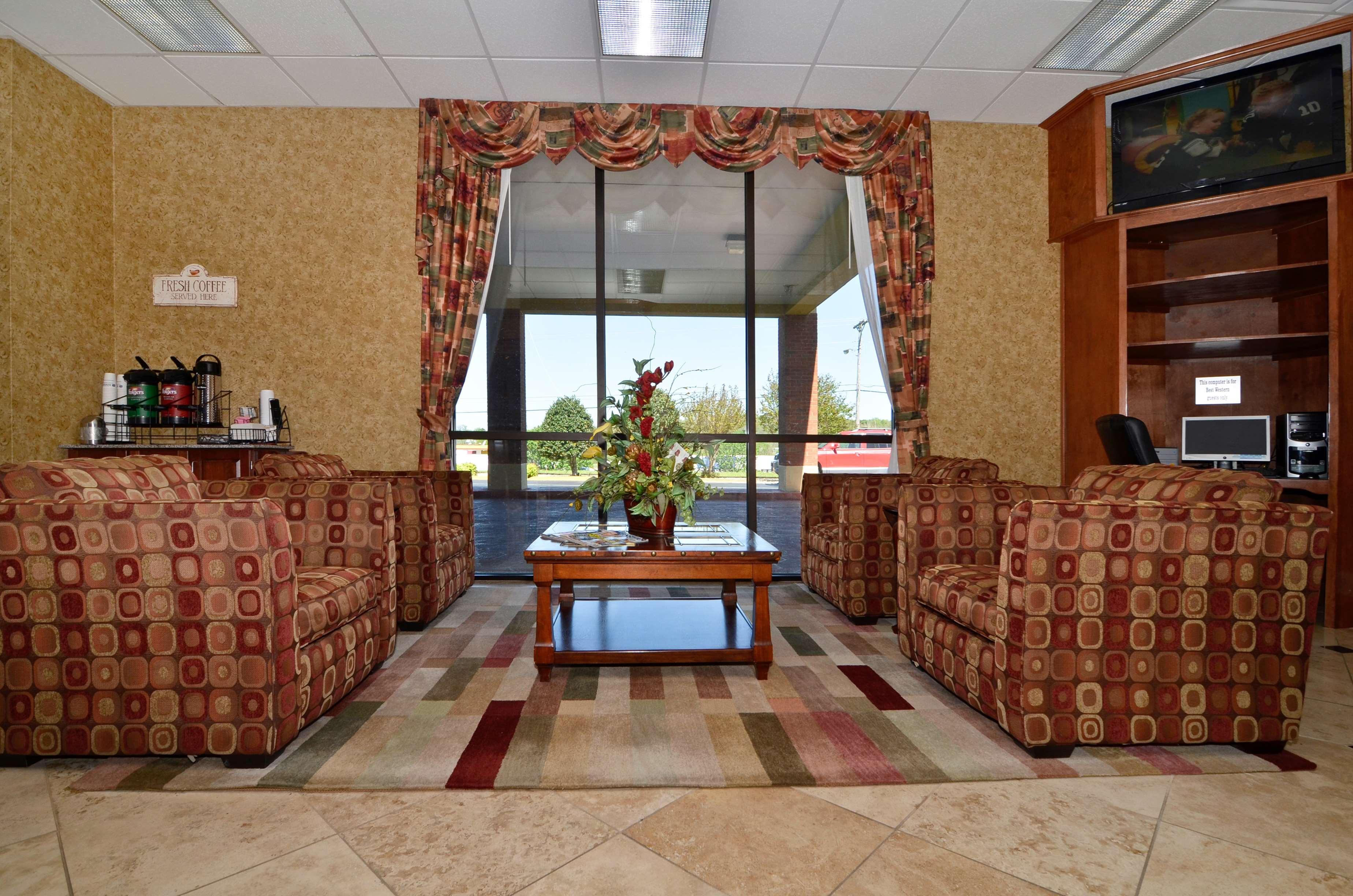 Best Western Fayetteville Inn image 20