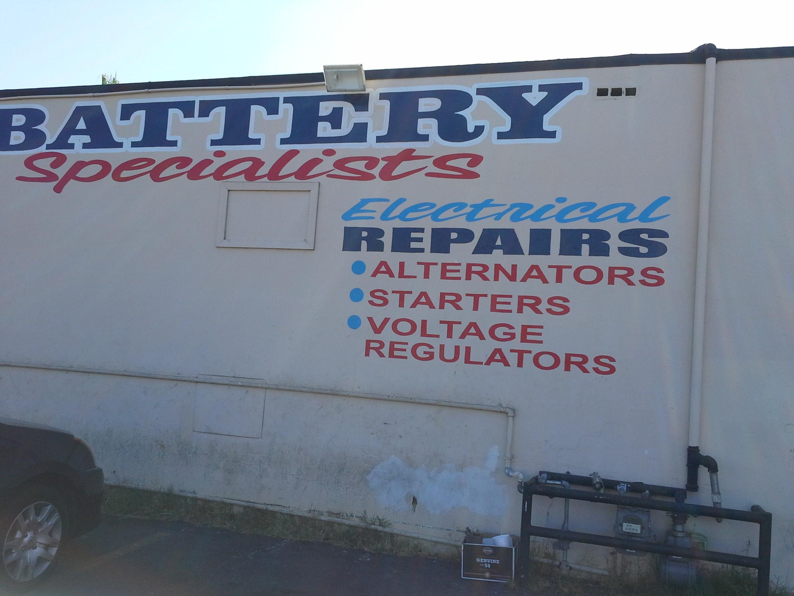 Battery Specialist 1070 E Main St El Cajon, CA Auto Parts