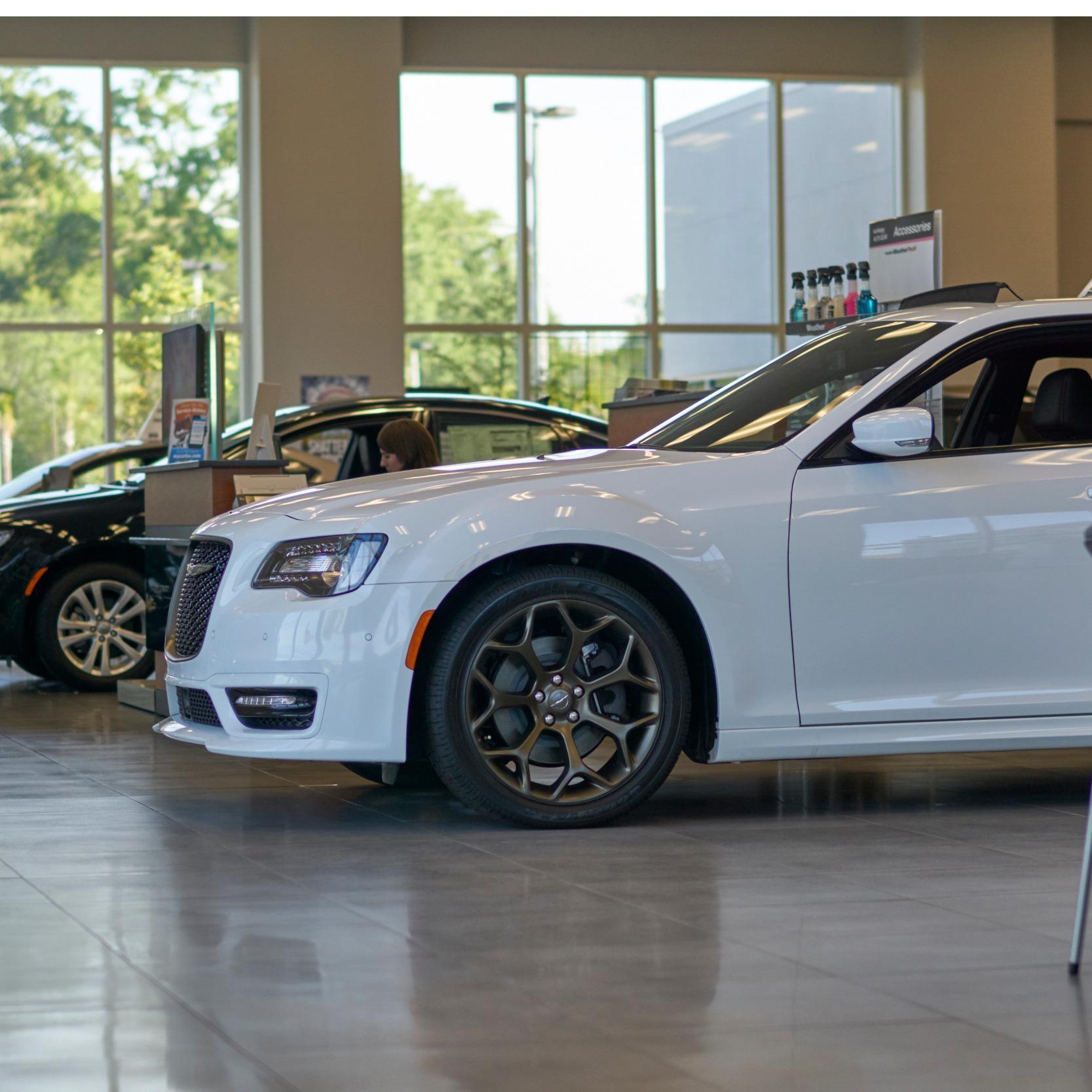 AutoNation Chrysler Dodge Jeep RAM North Savannah