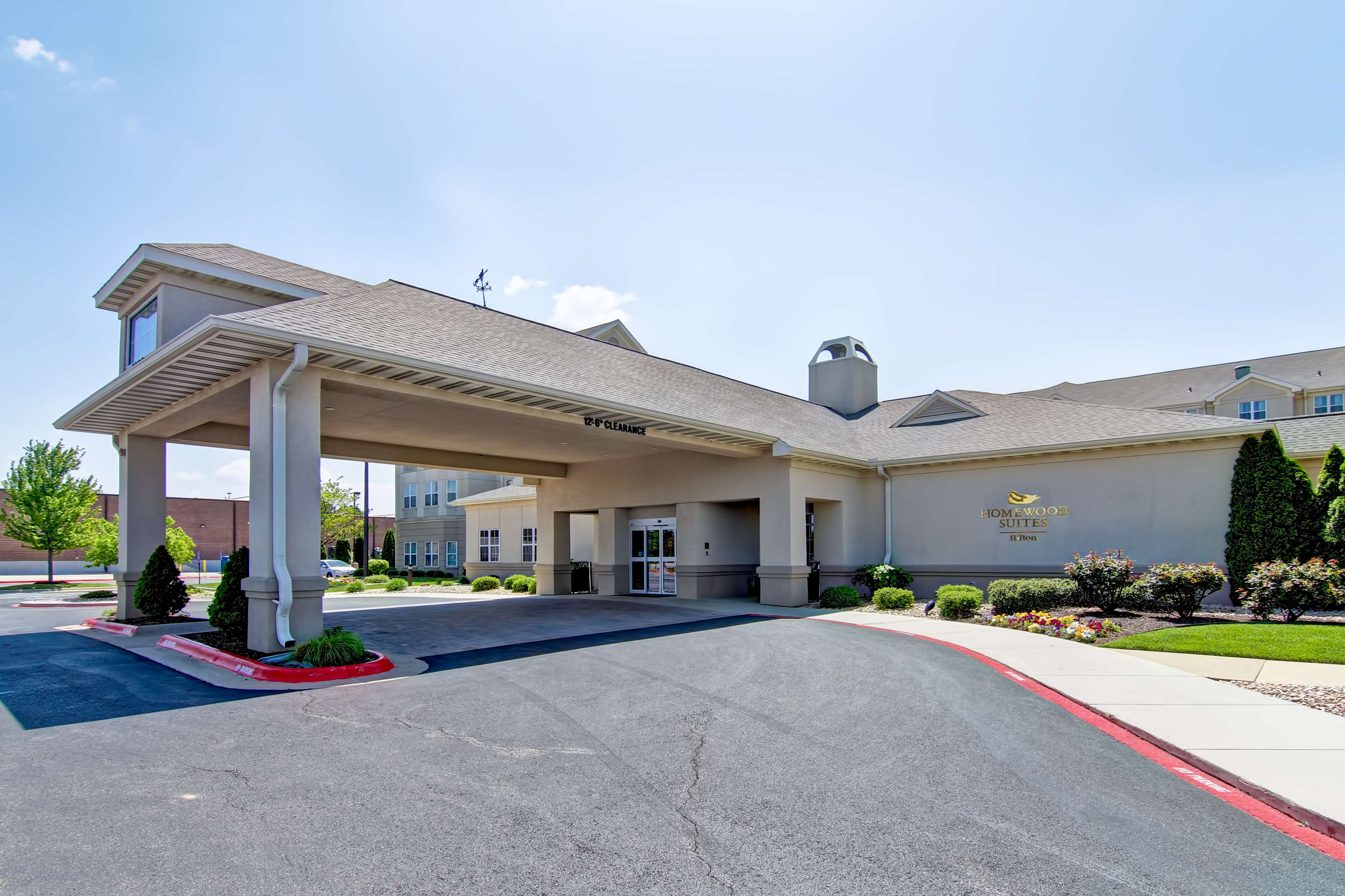 Homewood Suites by Hilton Bentonville-Rogers image 0
