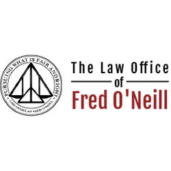 The Law Office of Fred O'Neill Logo