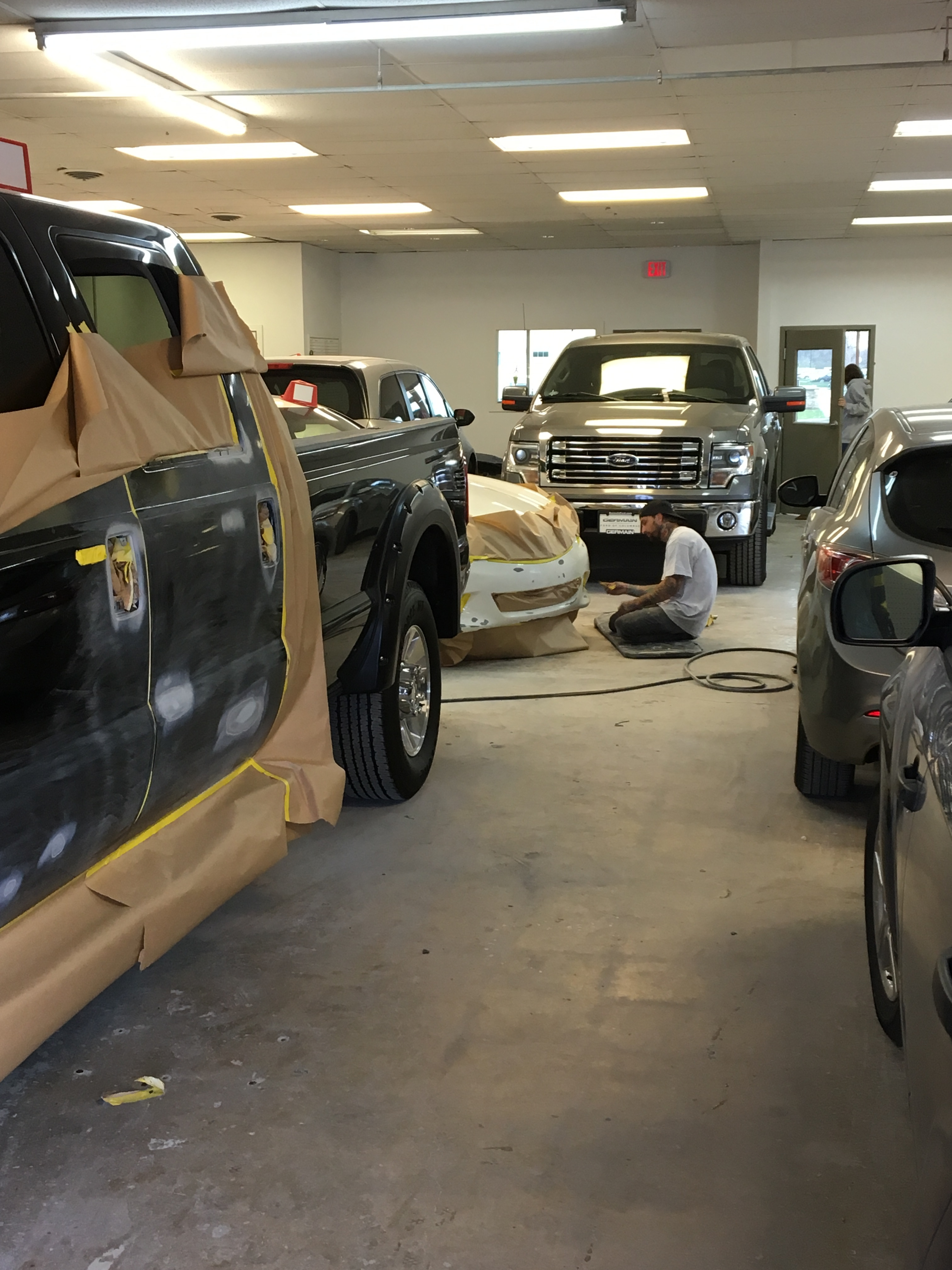 COW Autobody Reconditioners & Collision On Wheels image 3