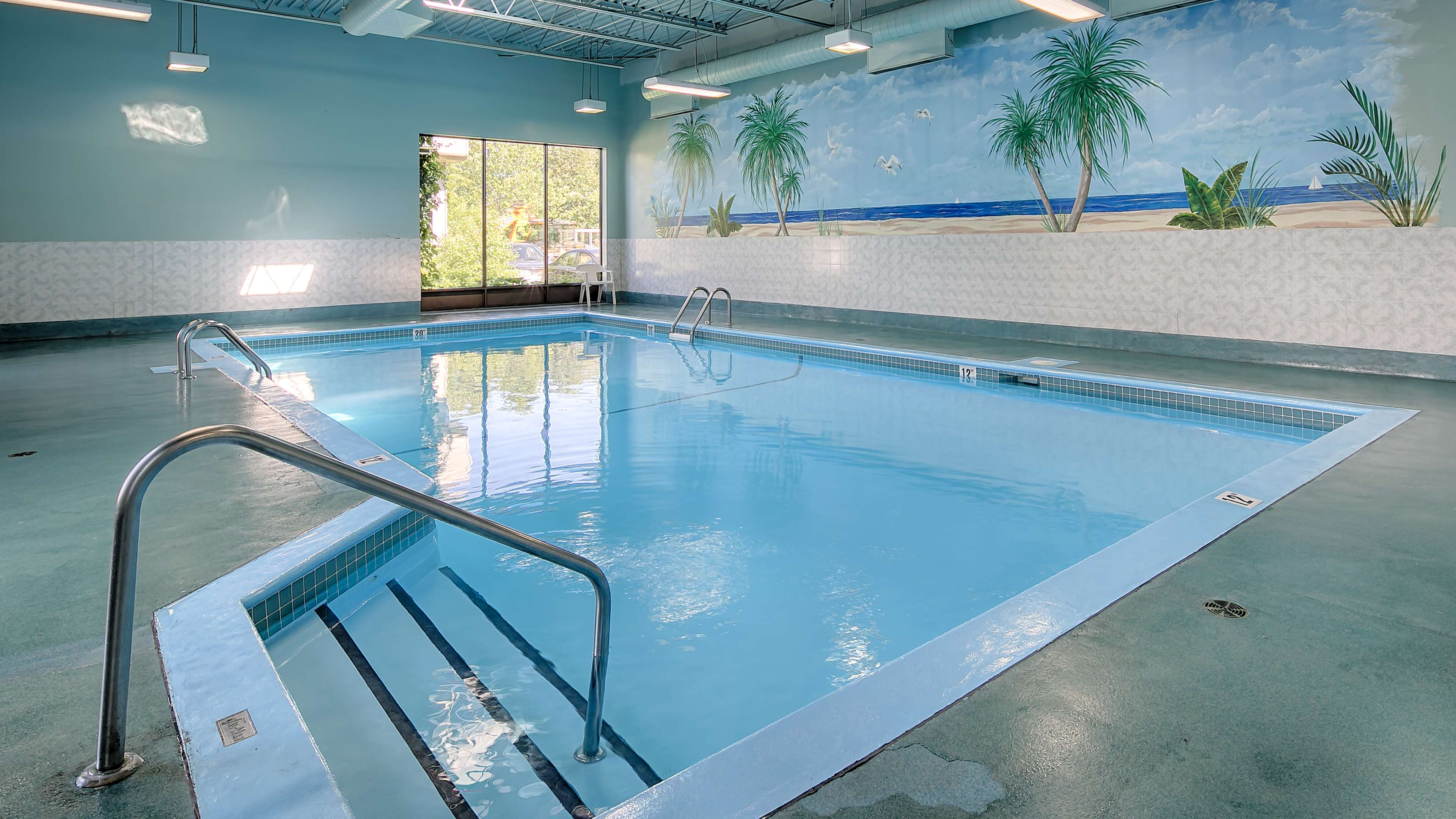 Best Western Plus Gatineau-Ottawa à Gatineau: Indoor Pool