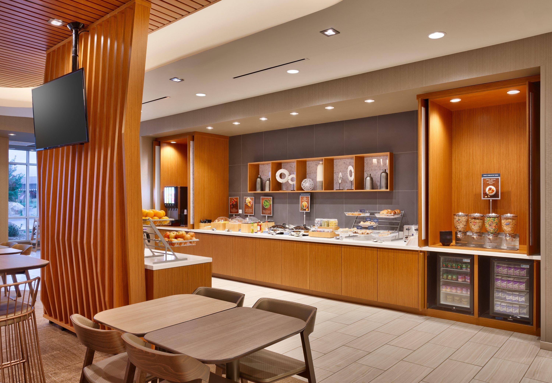 SpringHill Suites by Marriott Salt Lake City-South Jordan image 24