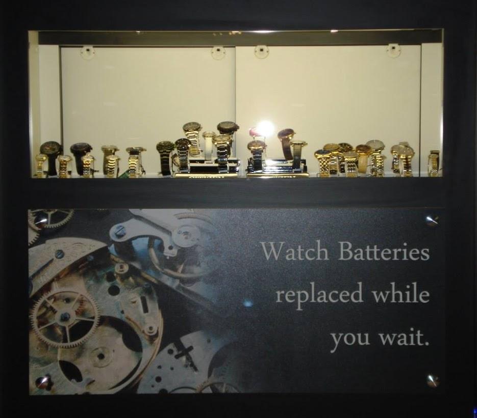 Water Tower Clock & Watch