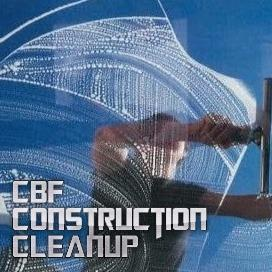CBF Construction Cleanup