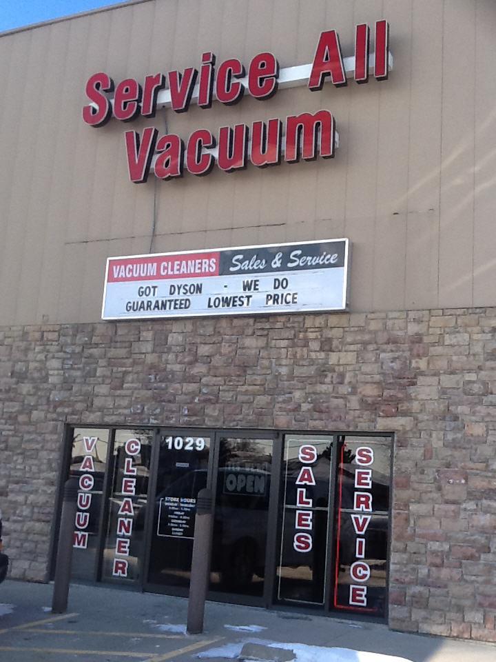 Service All Vacuum image 1