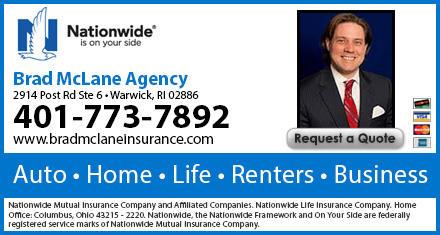 Brad McLane Agency - Nationwide Insurance image 0