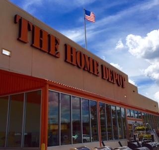 Home Depot Bandera Road And