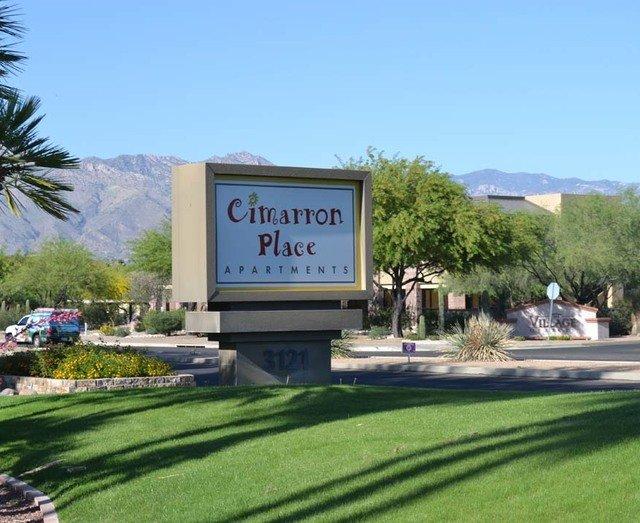 Cimarron Place Apartments