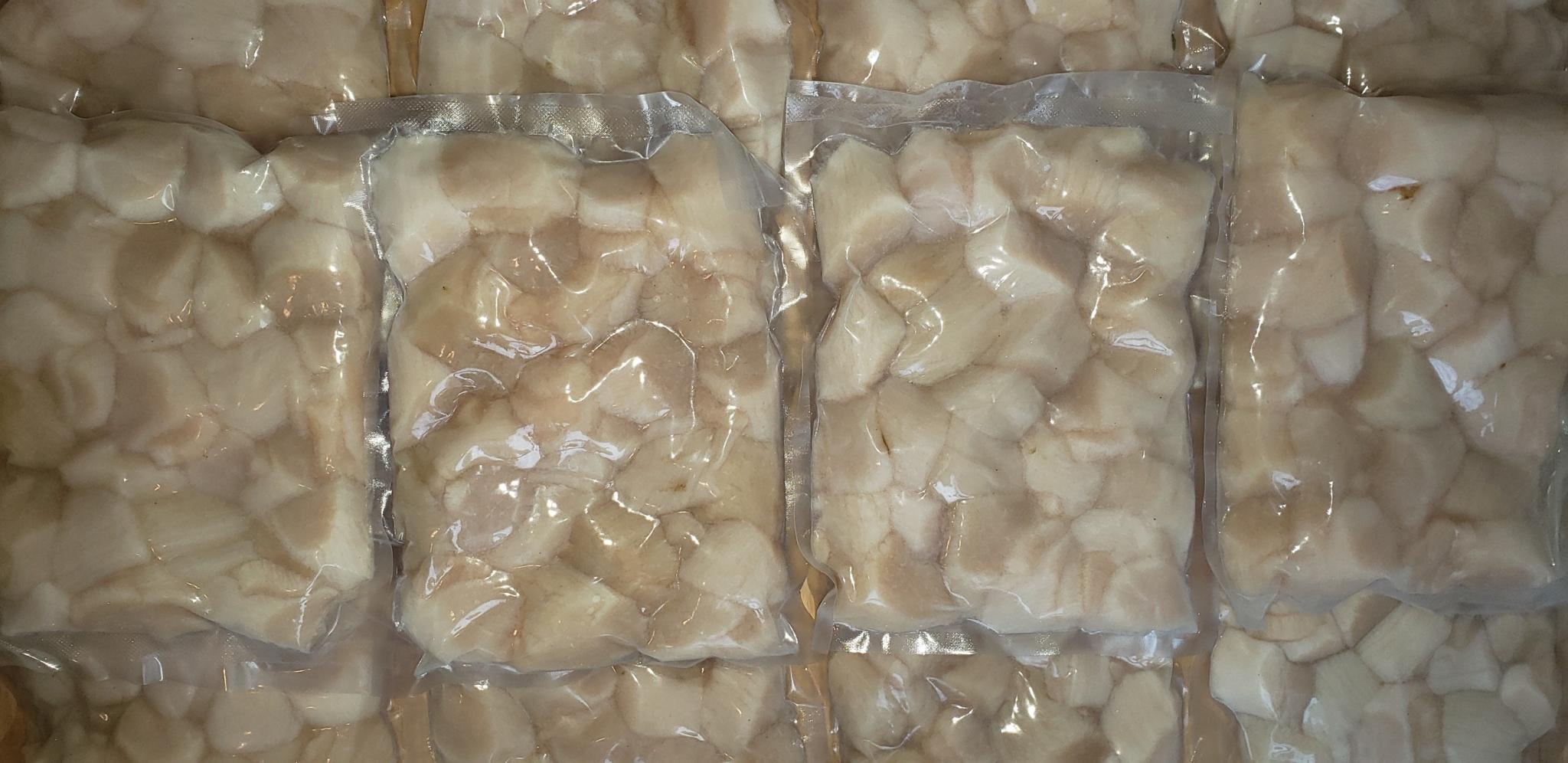 Fruits de mer des iles de la madeleine