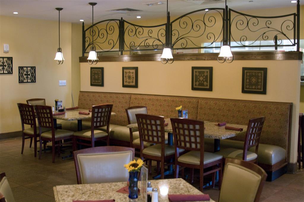 Flagler Station Indoor Dining Tables.