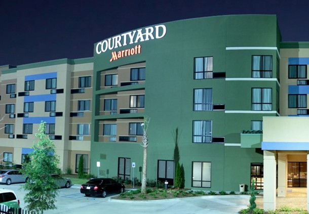 Courtyard by Marriott Jackson Airport/Pearl image 0