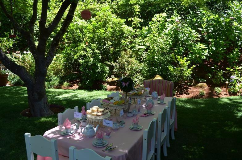 Little Ladies Tea Parties image 7