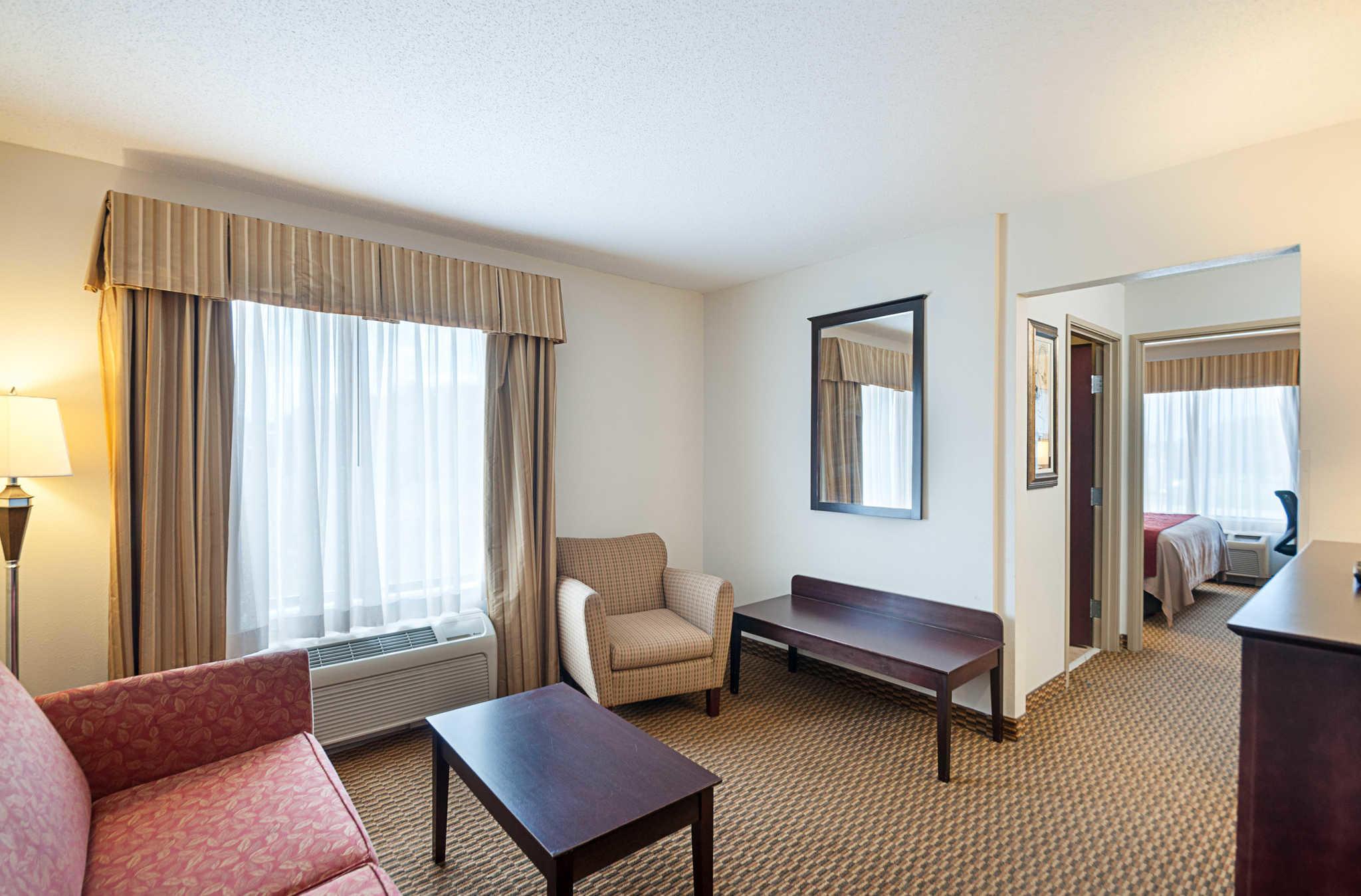 Comfort Inn & Suites Cambridge image 20