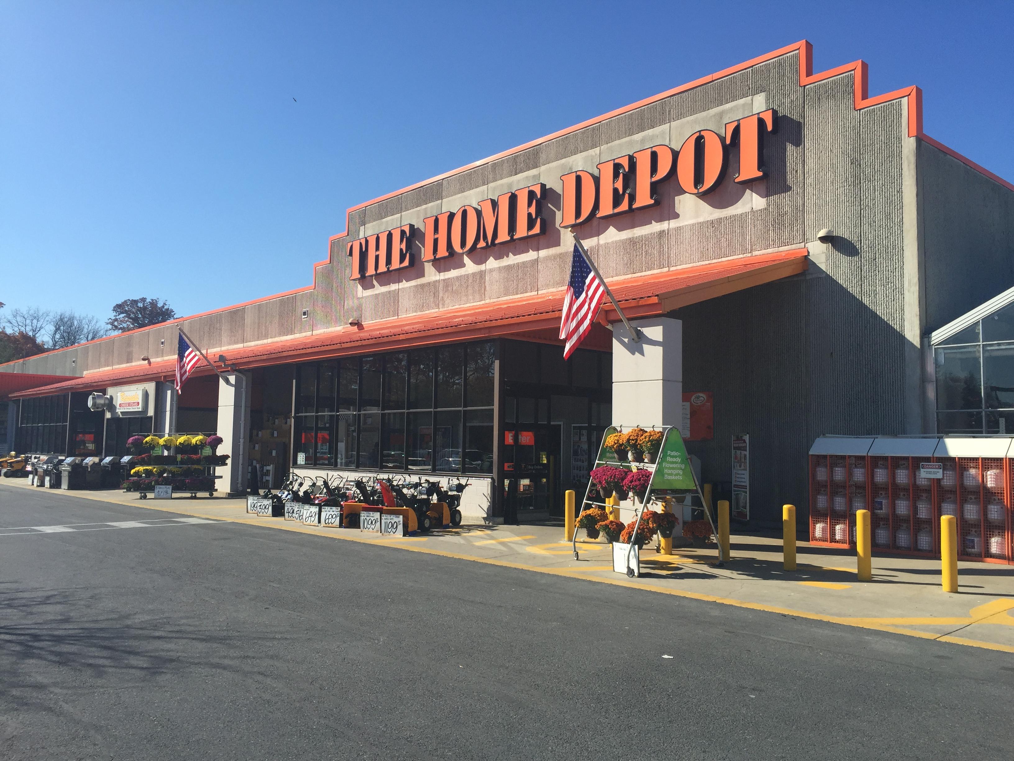 Home Depot Macarthur Road