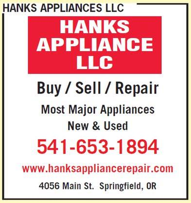 Hank's Appliances LLC image 1