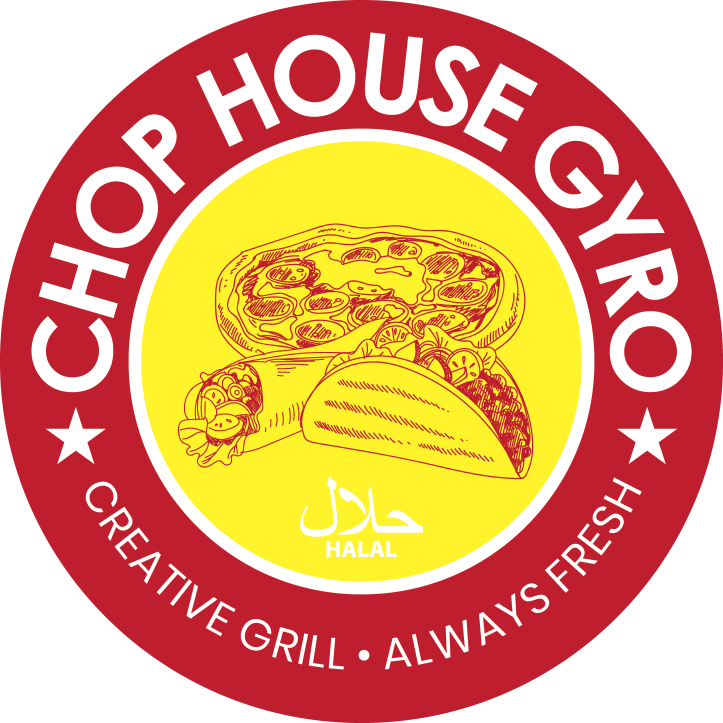 Chop House Gyro