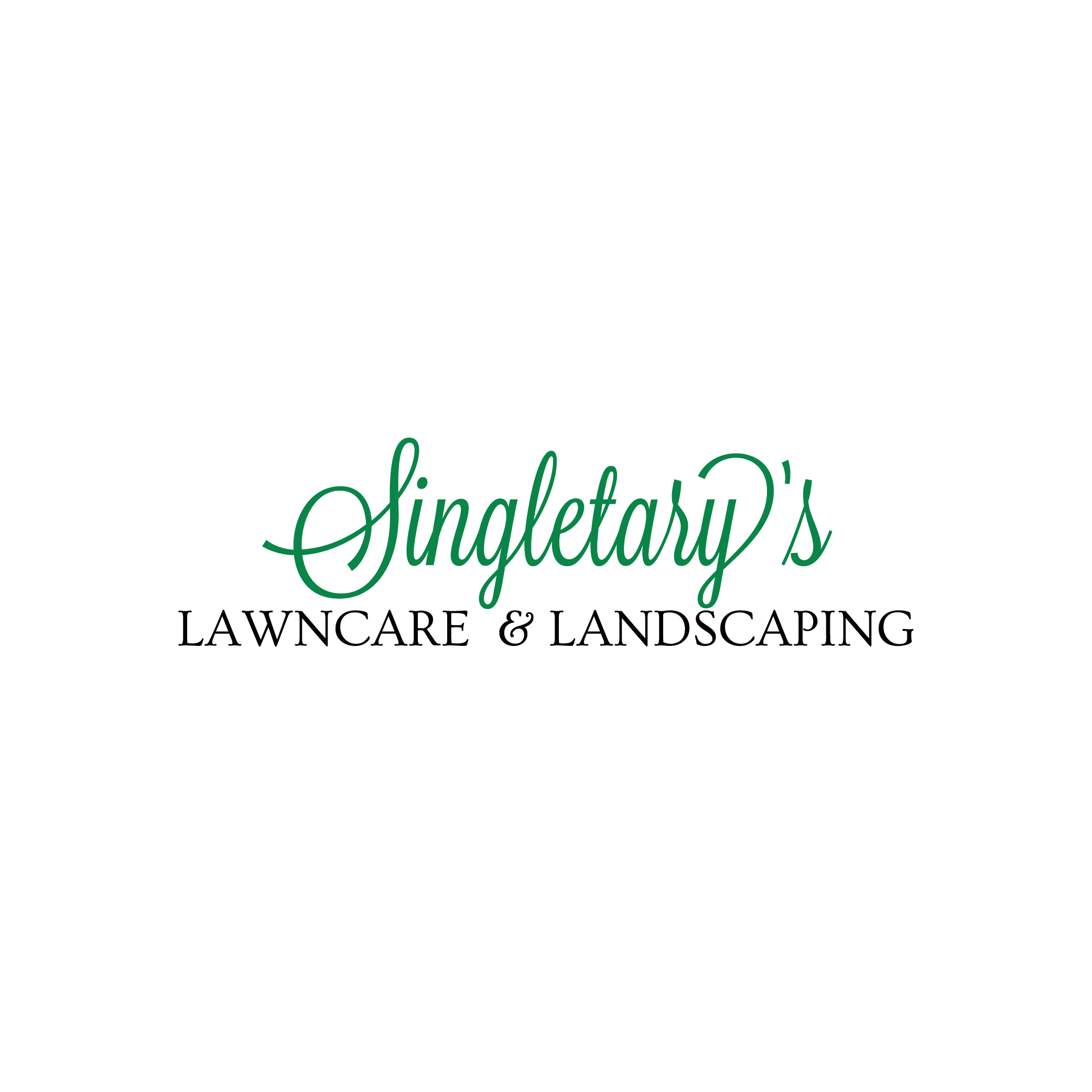 Singletary's Lawncare and Landscaping - ad image