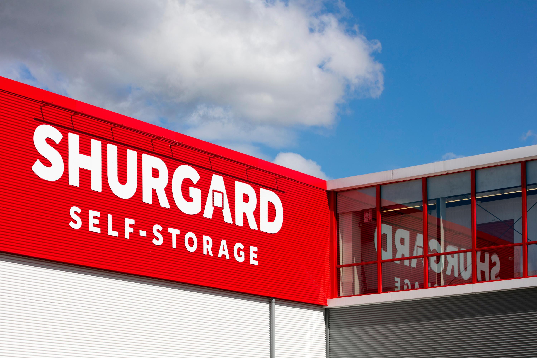 Shurgard Self Storage Rotterdam Spaanse Polder Giessenweg