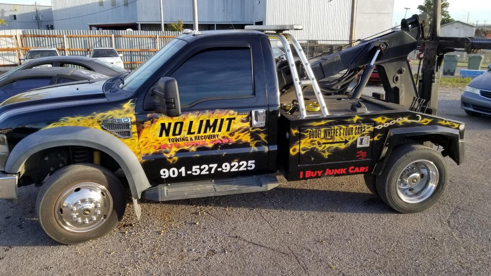 No Limit Towing & Auto image 0