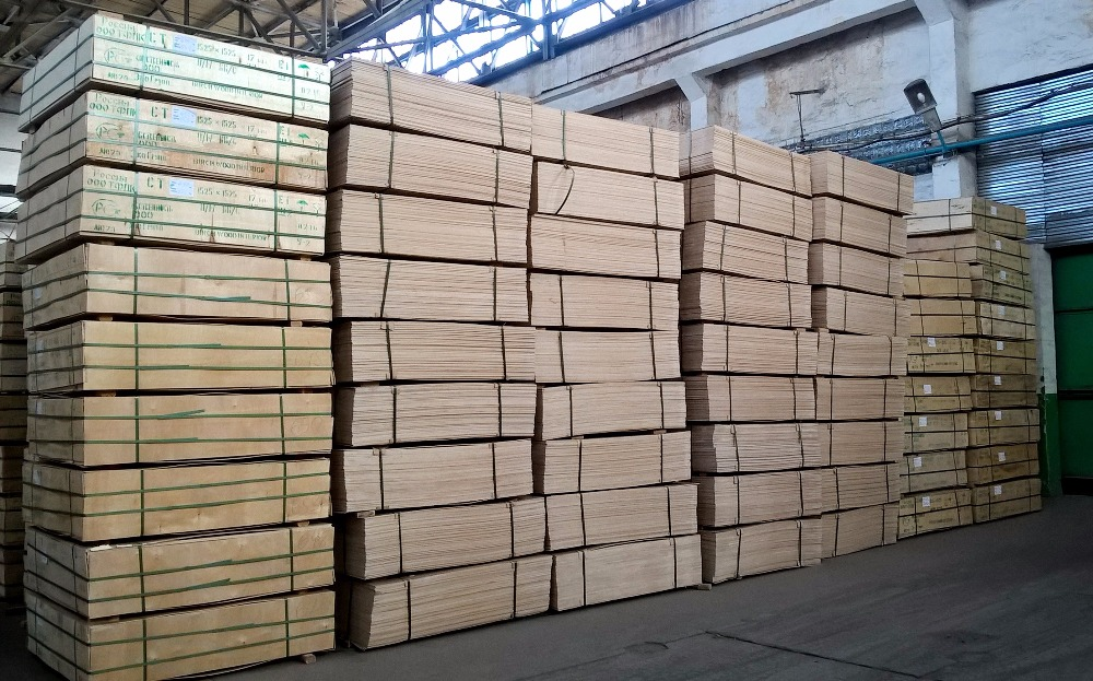 Russell Plywood Inc.