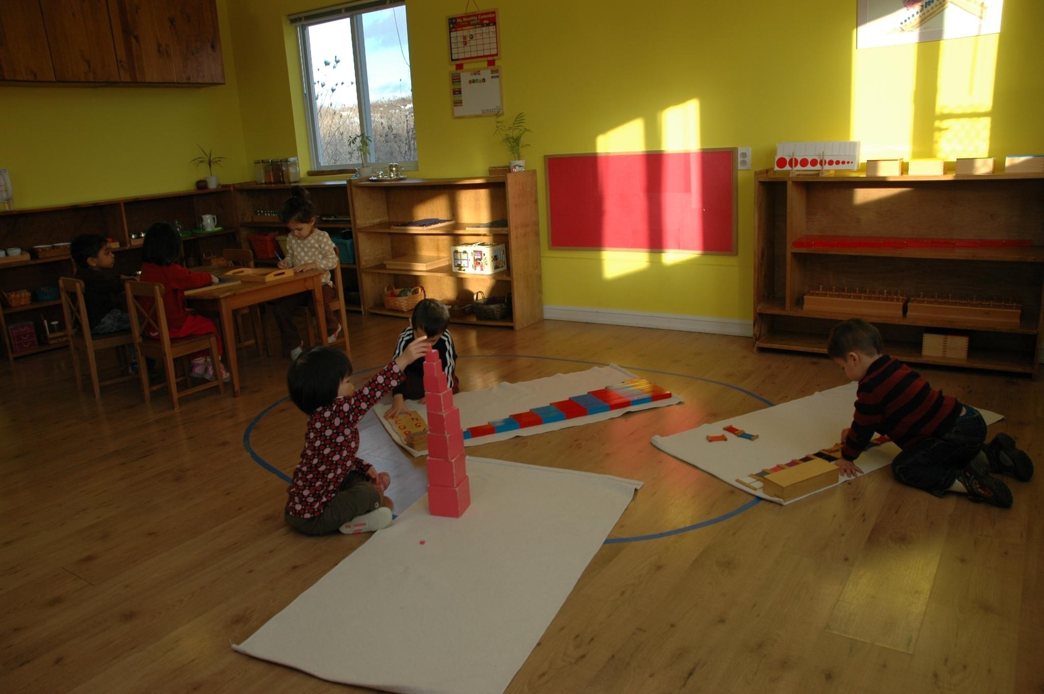 York Montessori School