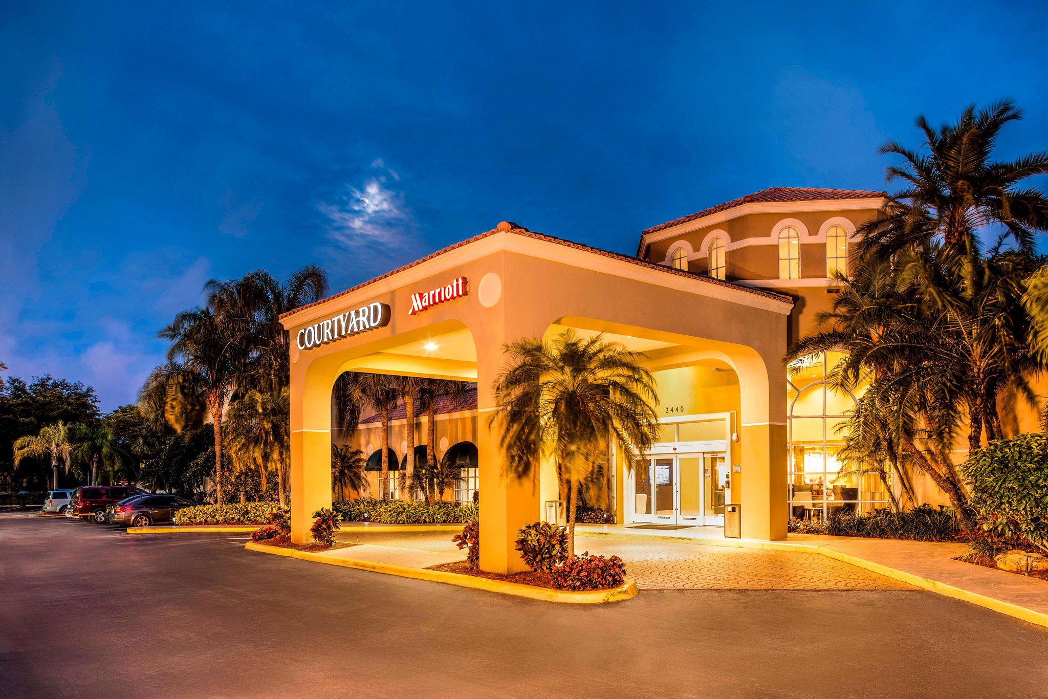 Courtyard by Marriott Fort Lauderdale North/Cypress Creek