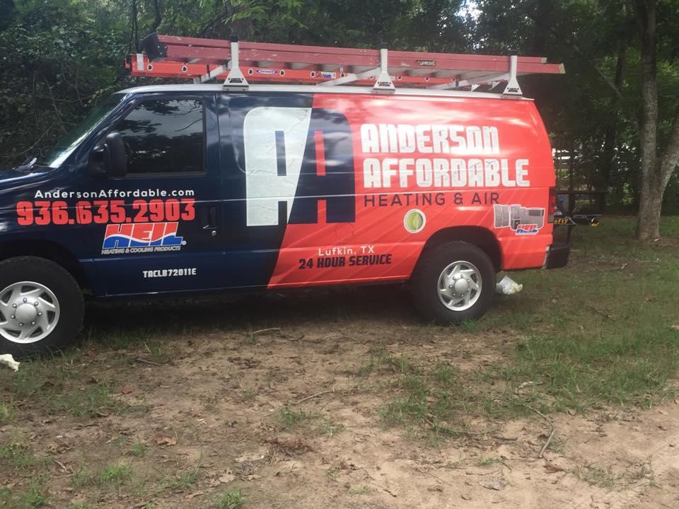 Anderson Affordable Heating & Air