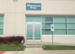 Minuteman Press - ad image