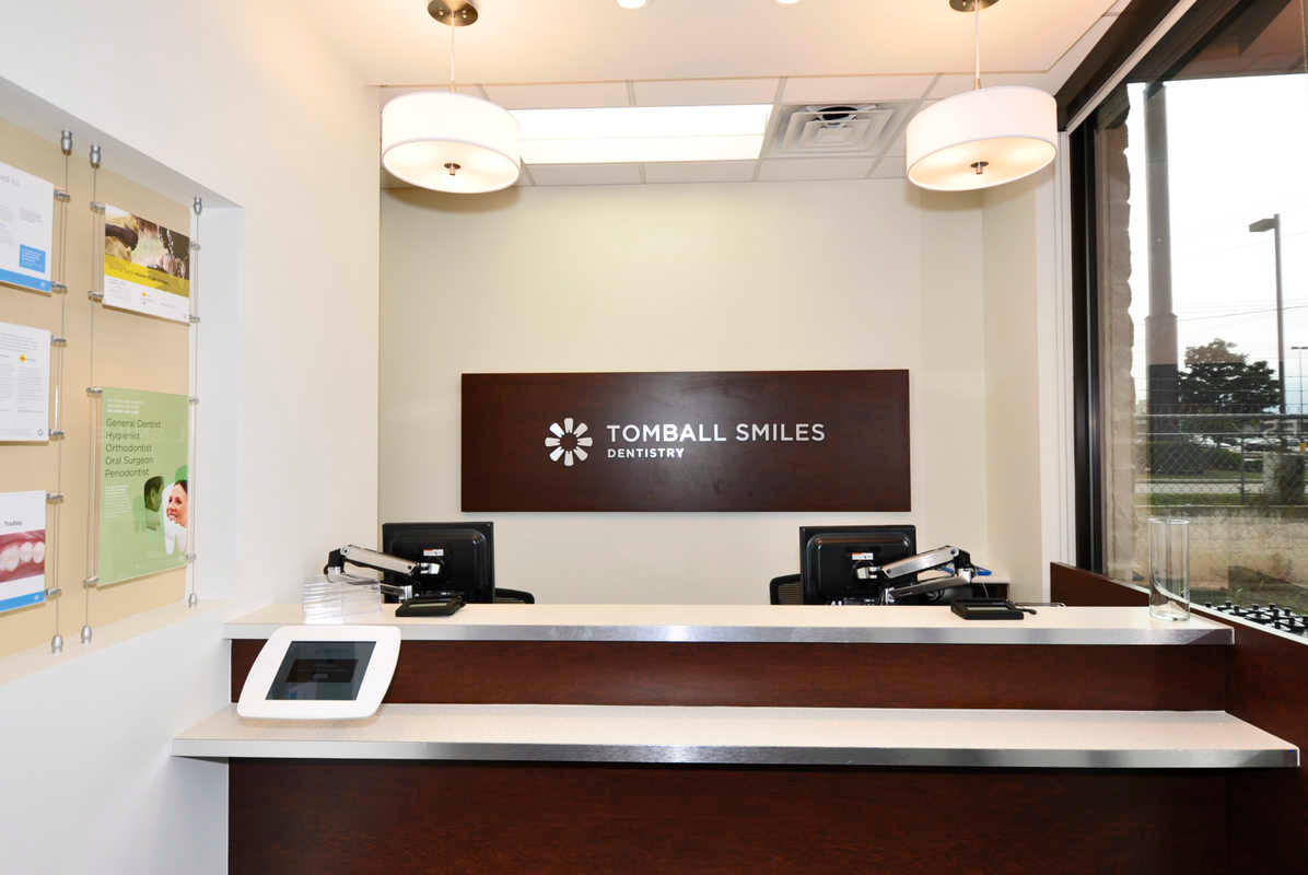 Tomball Smiles Dentistry - ad image
