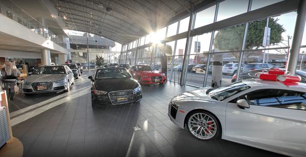 Audi Downtown LA Los Angeles CA New Topix - Audi downtown la