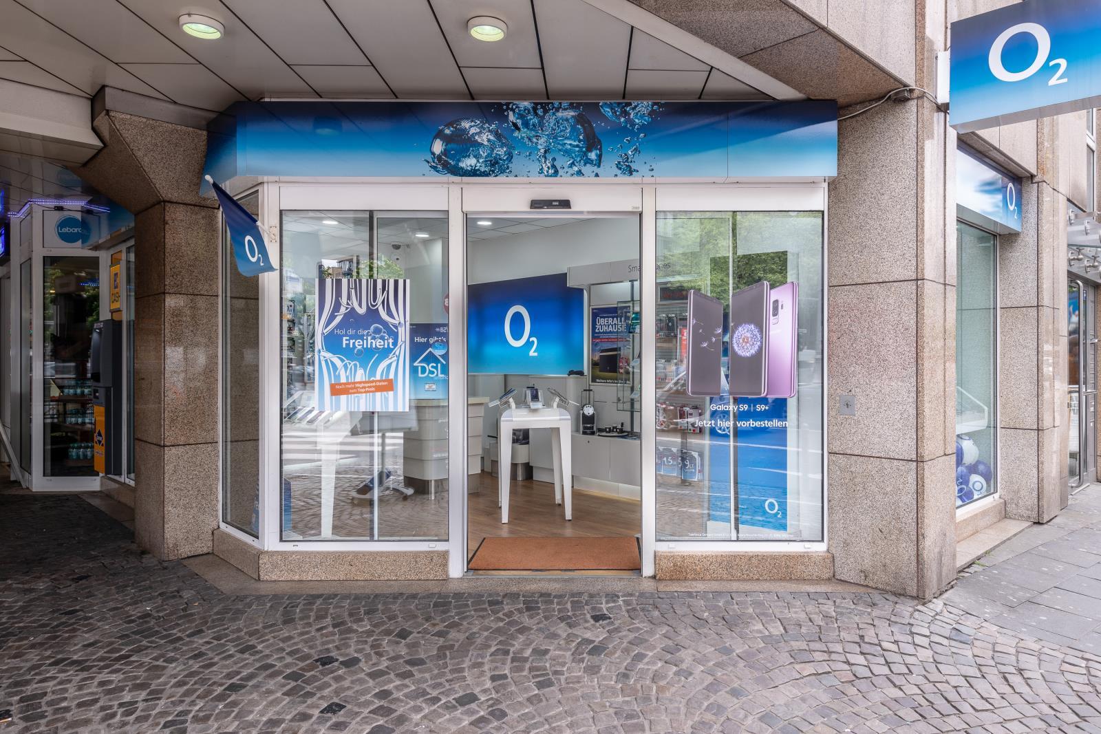 o2 Shop, Friesenplatz 1 in Köln