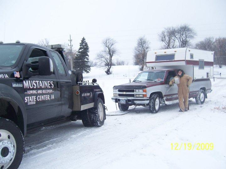 Mustaine's Towing & Recovery image 8