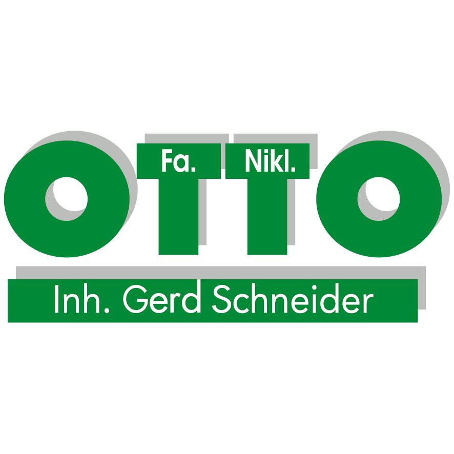 Logo von Fa. Nikl. OTTO Inh. Gerd Schneider
