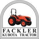 Fackler Kubota Tractor