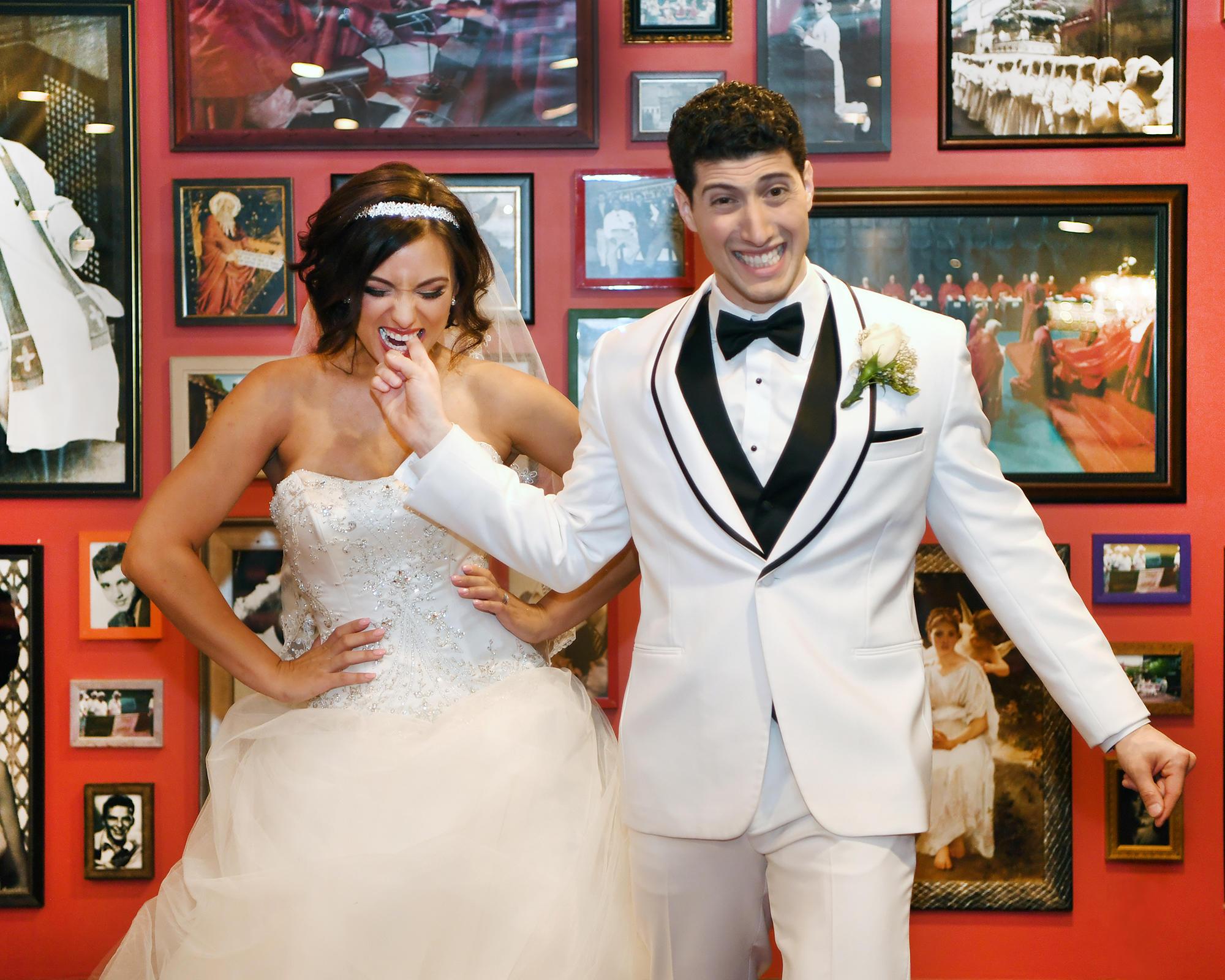 Tony N' Tina's Wedding image 3