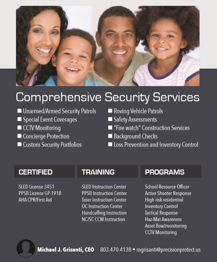 Precision Protective & Security Services image 14