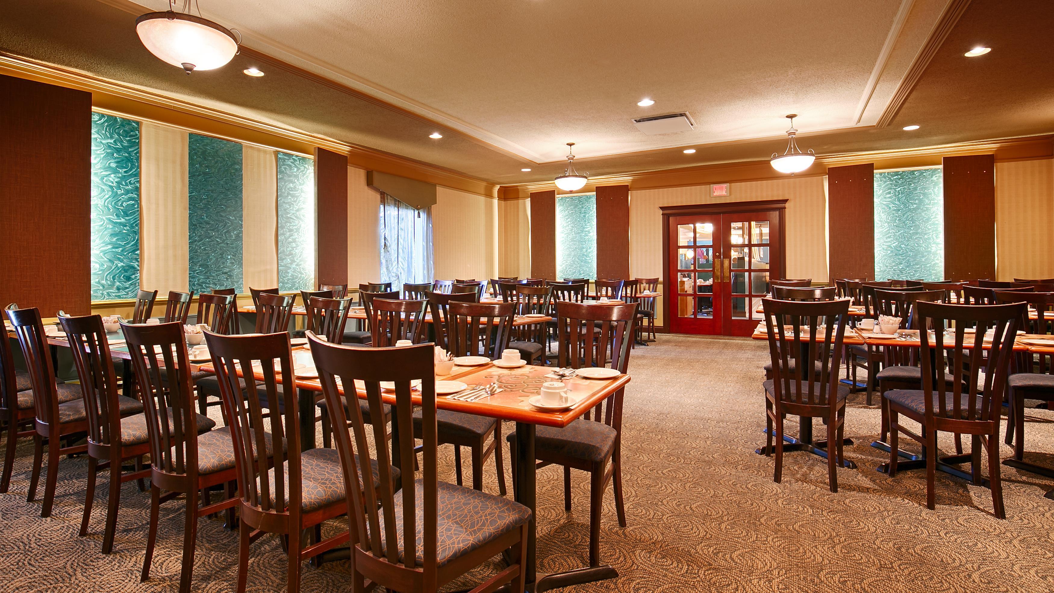 Best Western Hotel Universel Drummondville à Drummondville: La Verriere Restaurant