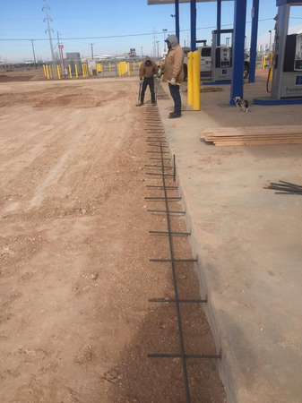 Advance Excavating Amp Paving L P Midland Texas