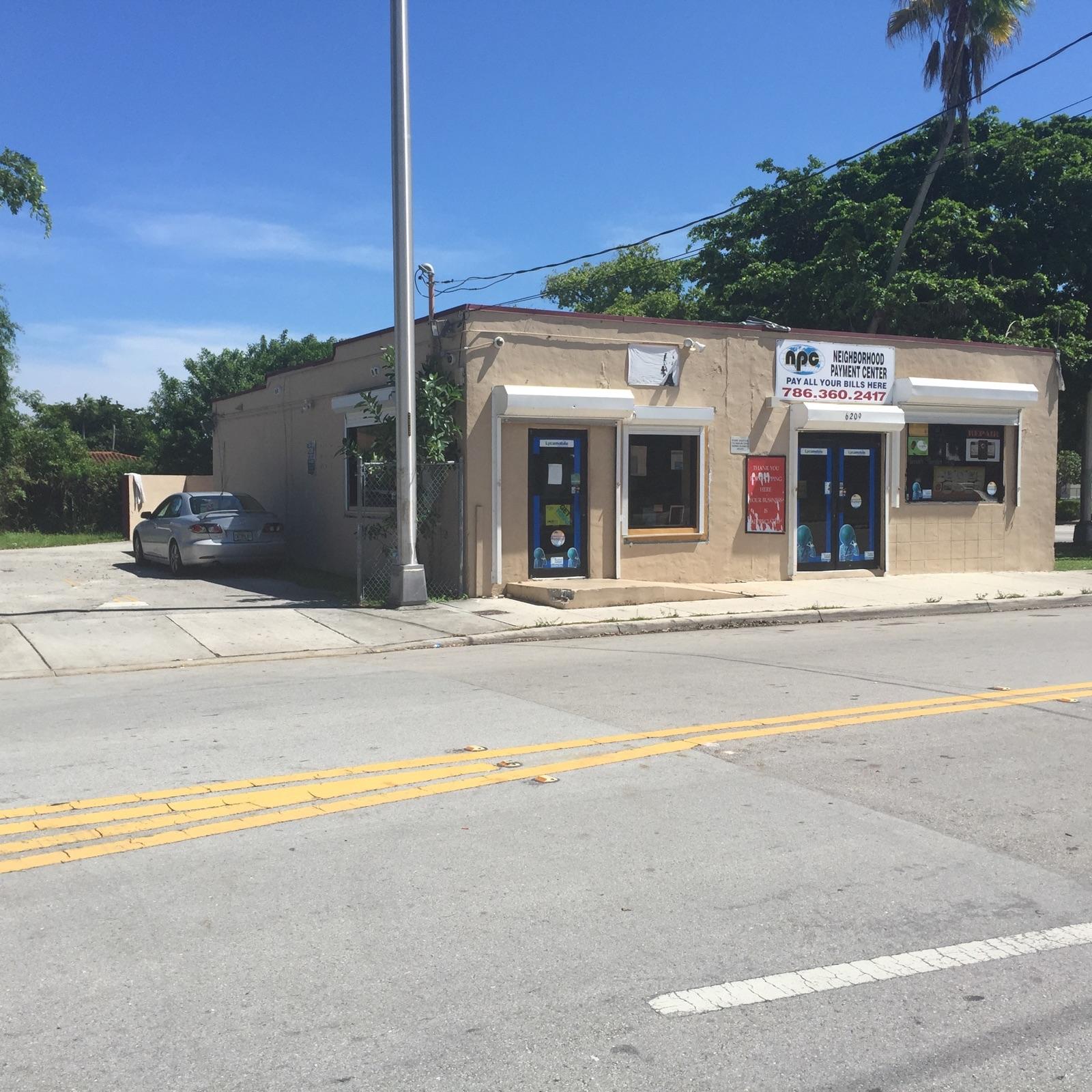 Neighborhood Payment Center (NPC)