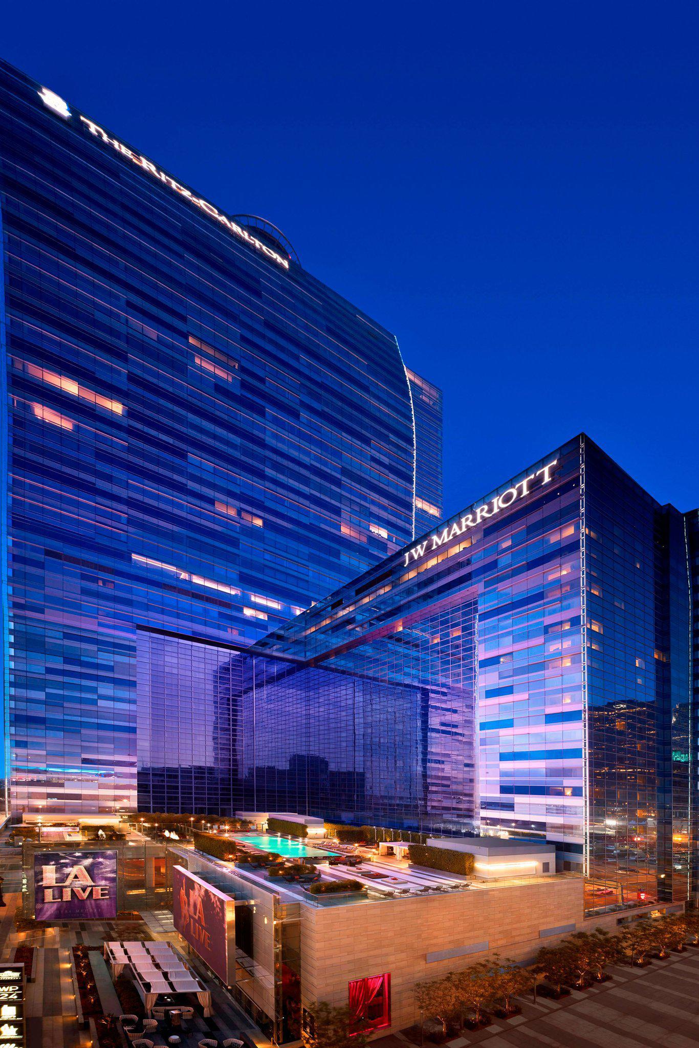 JW Marriott Los Angeles L.A. LIVE