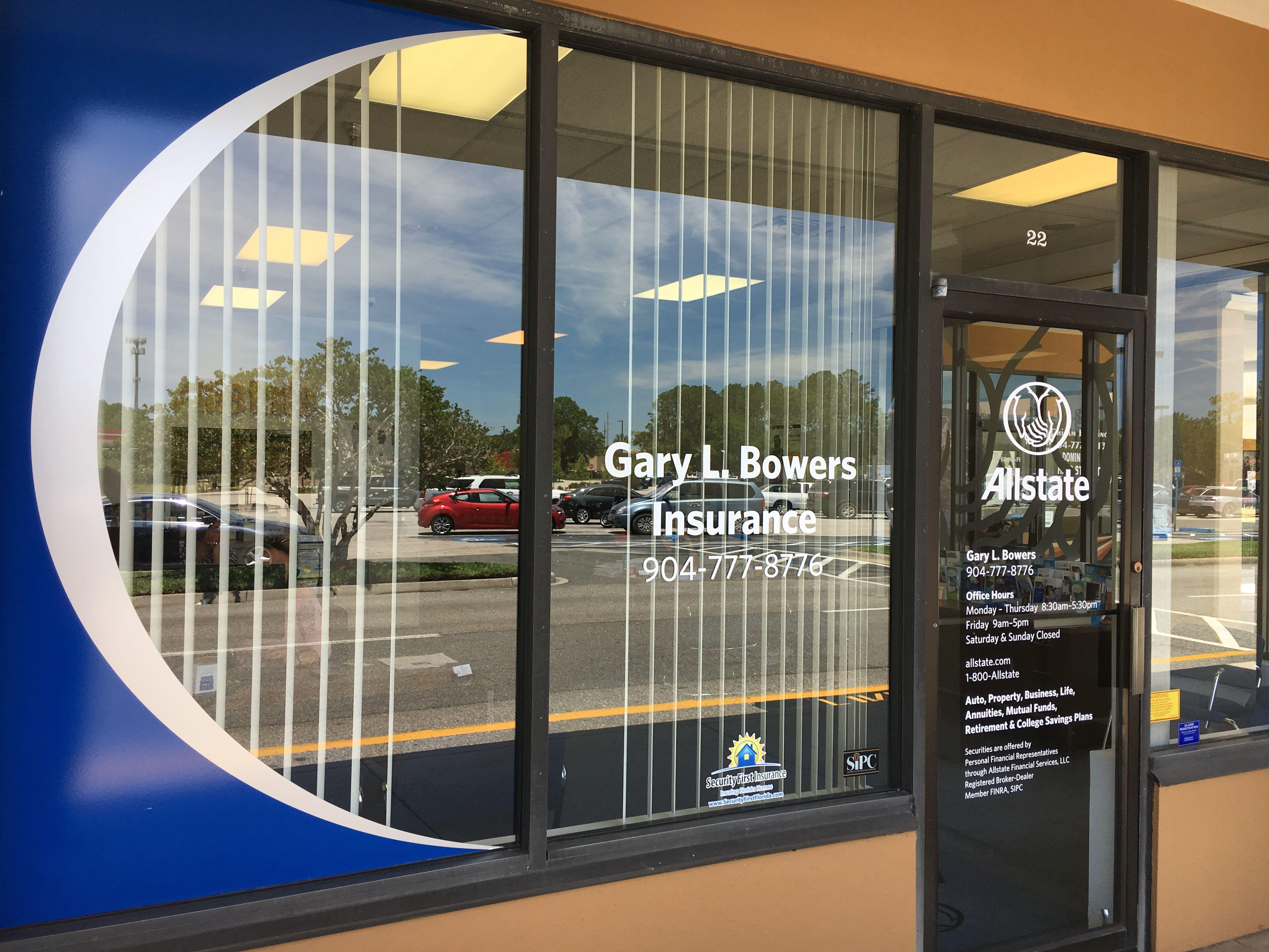 Allstate Insurance Agent: Gary Bowers image 1