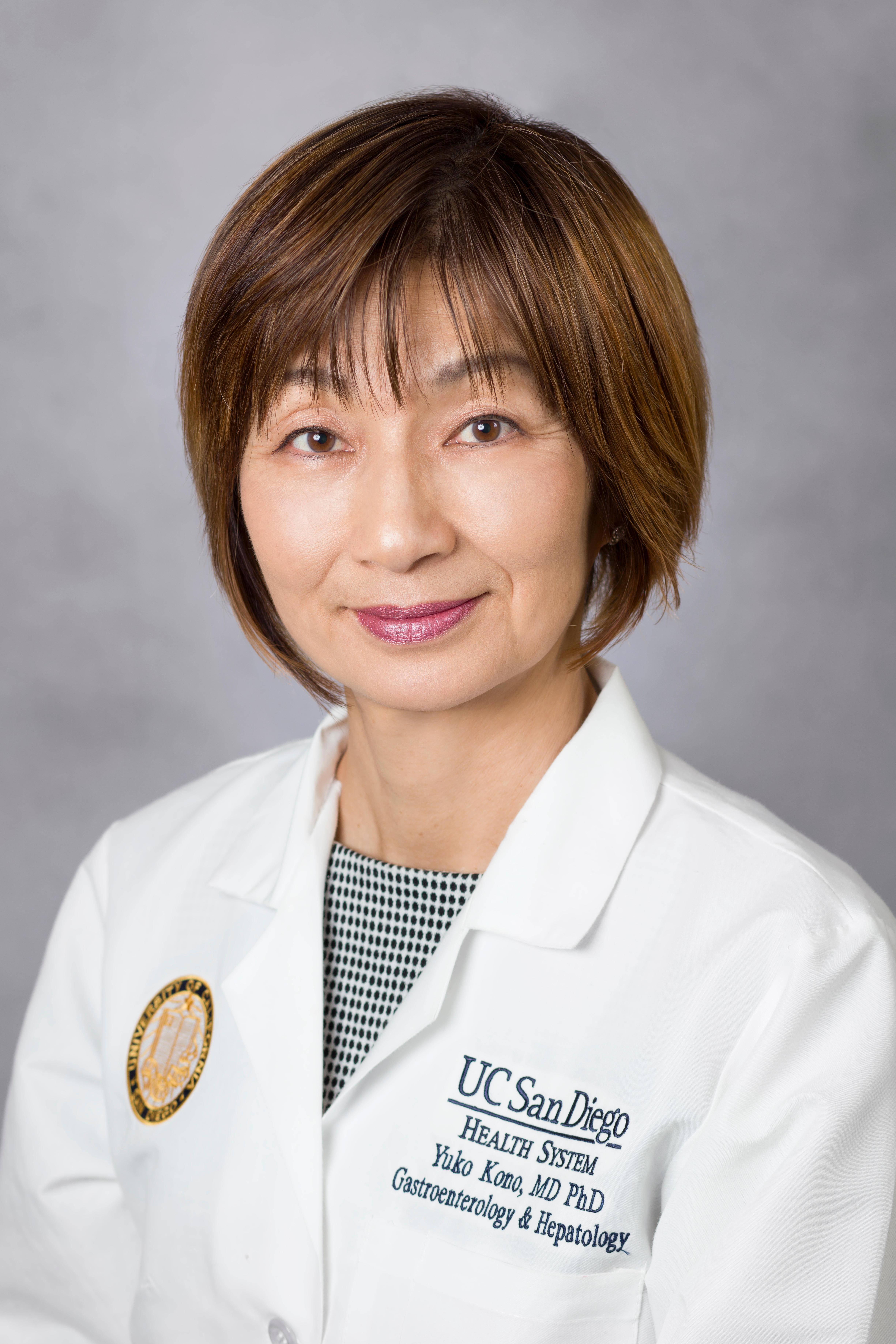 Image For Dr. Yuko  Kono MD, PHD