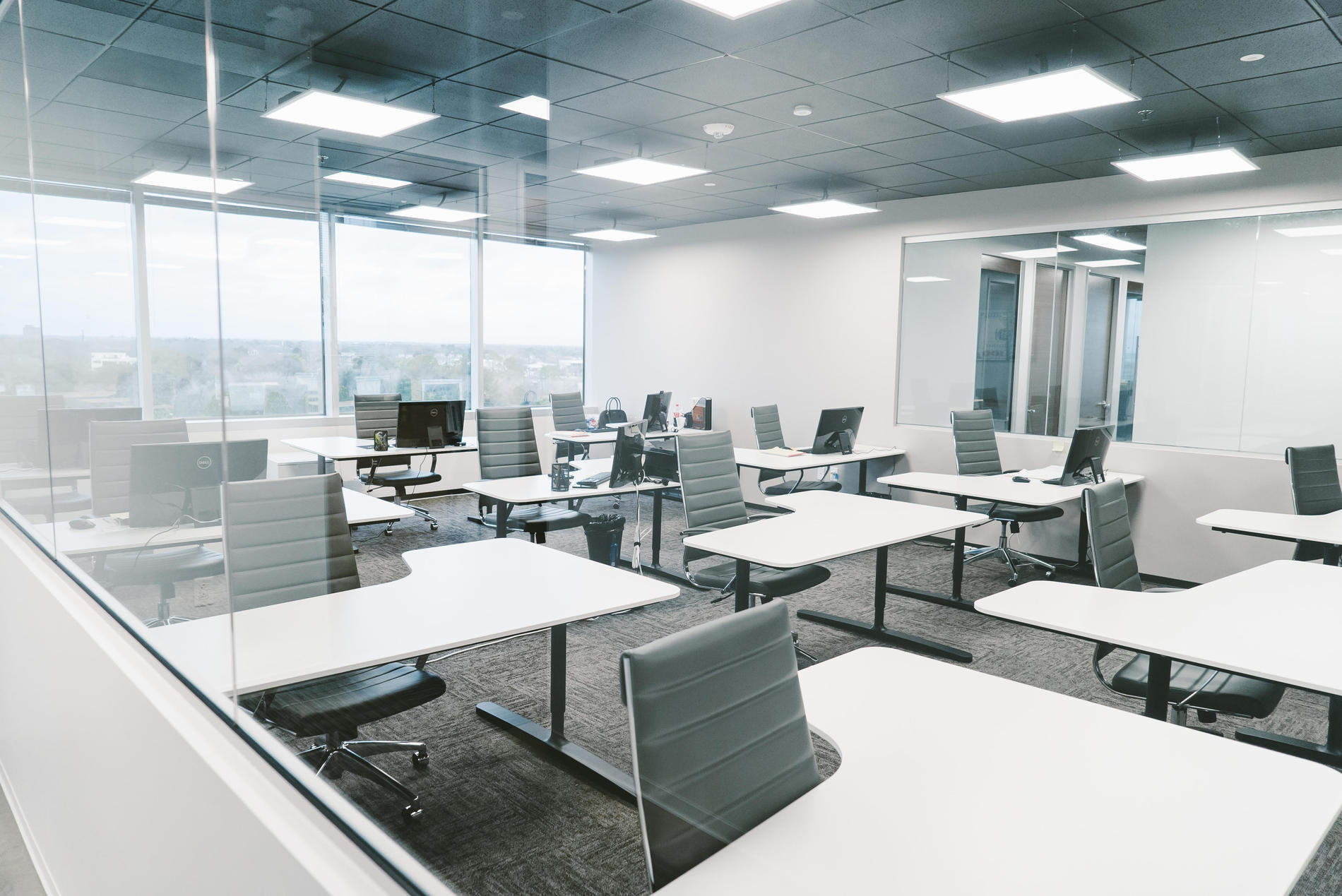 Simplified Pricing for Team Offices per employee pricing, turnkey, all-inclusive, no commitment or upfront costs.