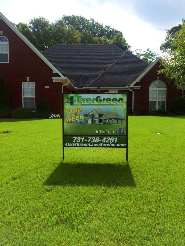 4-Evergreen Lawn Service image 0