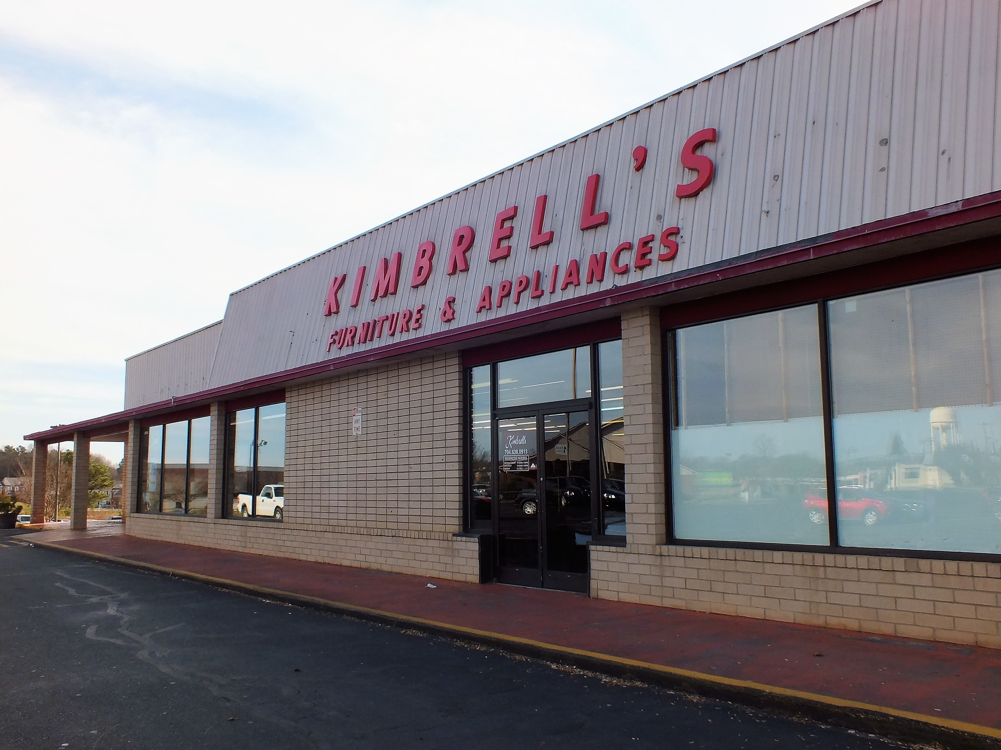 Kimbrell S Furniture In Salisbury Nc 704 638 0